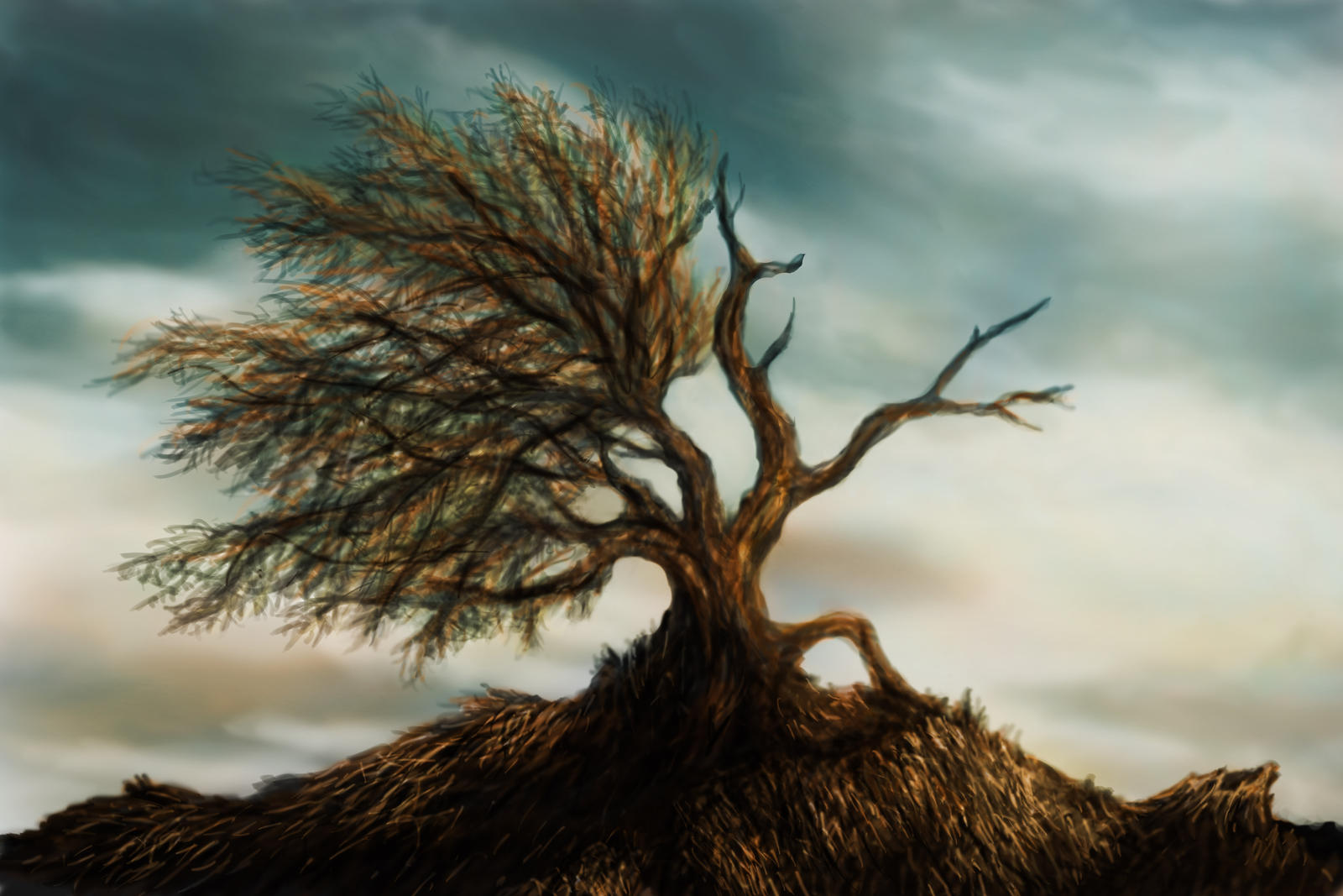 The Duality Tree by JakobHansson
