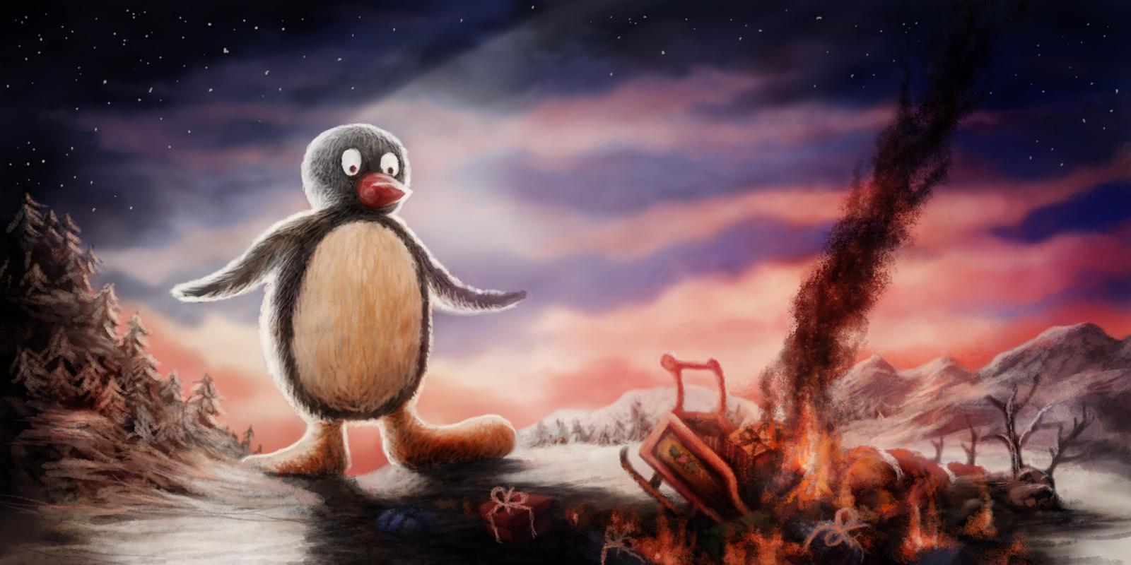 Reign of Pingu by JakobHansson on DeviantArt