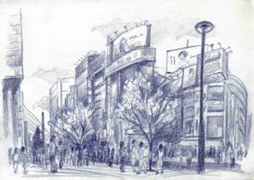 <b>Drawing JH 2018 Japan 11</b><br><i>JakobHansson</i>