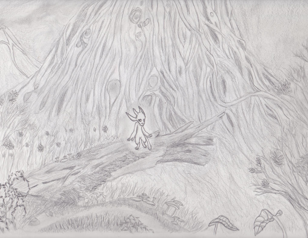 Ori and the Blinded Forest by TALicous