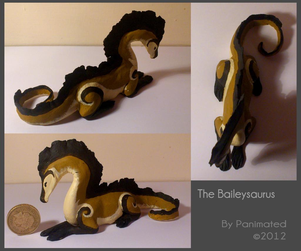 Baileysaurus by Panimated