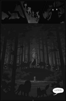All Are Not Hunters - PAGE 18 (end of prologue)