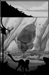 All Are Not Hunters - PAGE 36 by Panimated