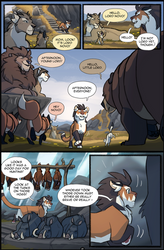 All Are Not Hunters - PAGE 37 by Panimated