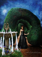 Fountain of Life by aula