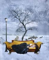 Winter Fairytale by aula