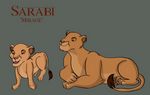 The Lions of Ndona - Sarabi by miniaturedreams