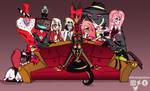 All pentious ships by thekingvillain