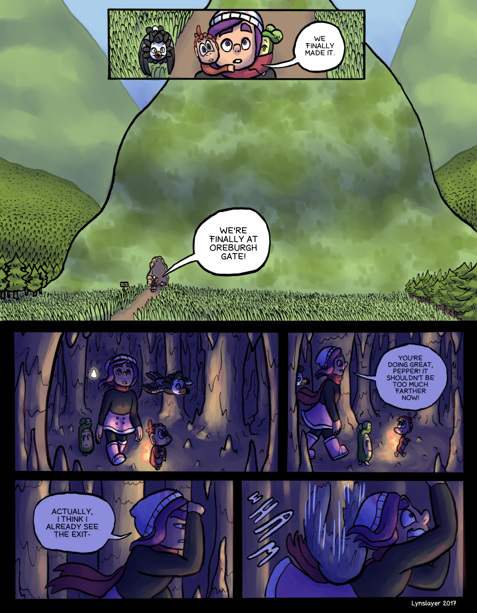 Acceptance Page 98 by Lynslayer