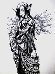 Fantasy Figure 1 by FaeAmara