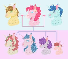 Pinkie Family - Dawnverse by Dawnverse-mlp