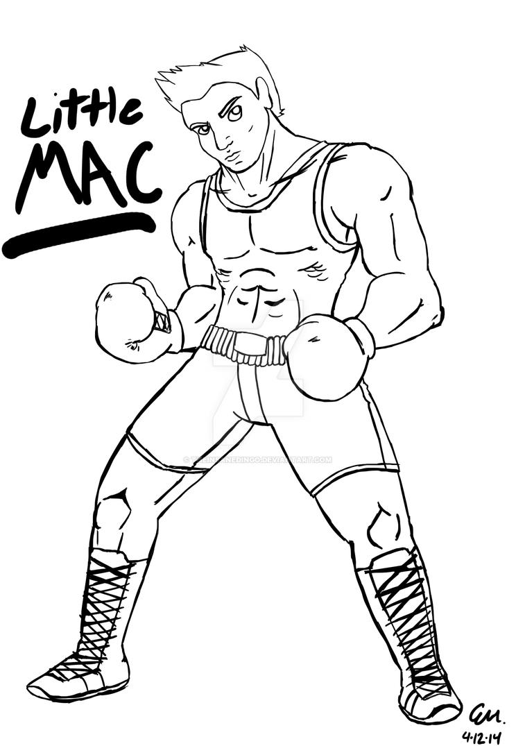 Day2 (LIL MAC) by TheInsaneDingo