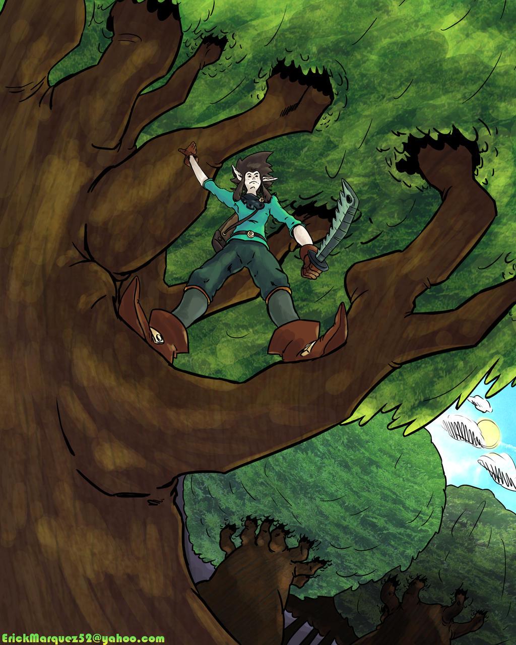 Zota TreeTop by TheInsaneDingo