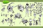 Skull Jax Concept Art