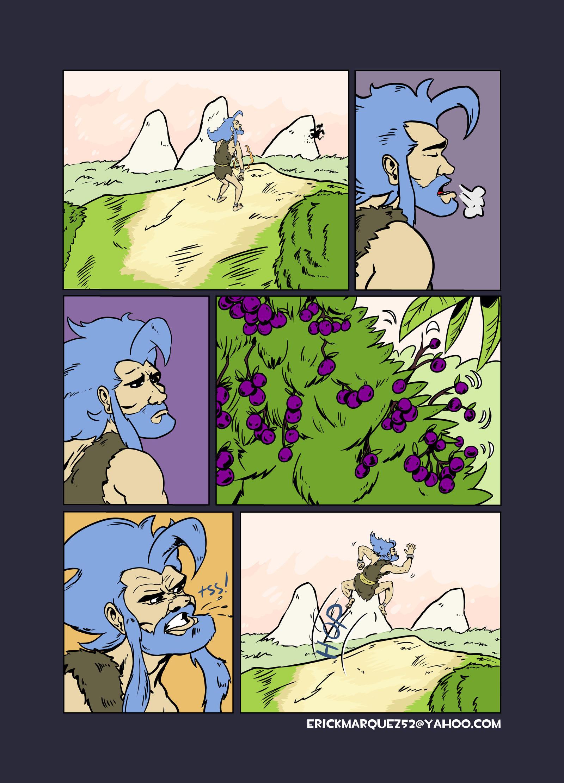 The Adventures of Nok p2 by TheInsaneDingo