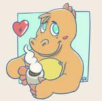 Morning Dino Coffee
