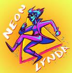 Neon Lynda