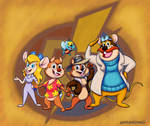 Chip n' Dale Rescue Rangers