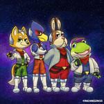 Star Fox Crew