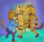 Boonnit Box Samurai