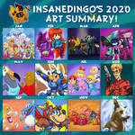 Art Summary of 2020