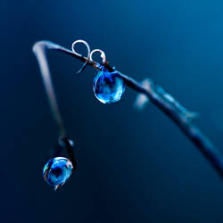 Drown in two drops of water... by julie-rc