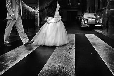 rainy wedding ... by julie-rc