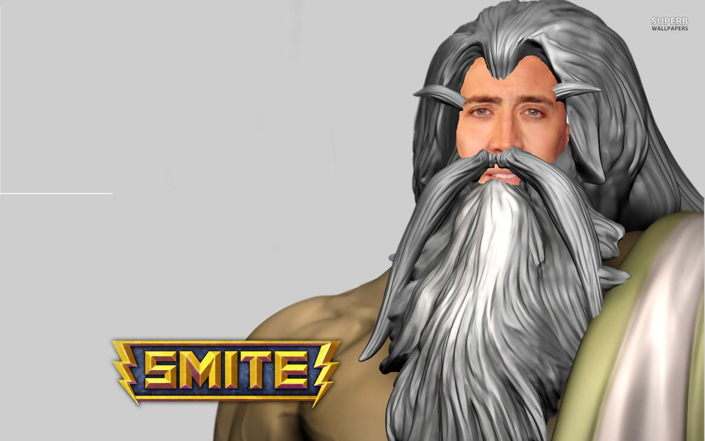 SMITE: HD RE-UPLOAD THE NEW META DESIGN PART BETA by Insanetacohater