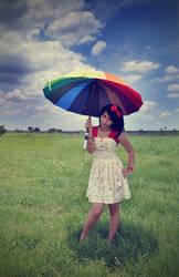 under my umbrella by mozecksseveral