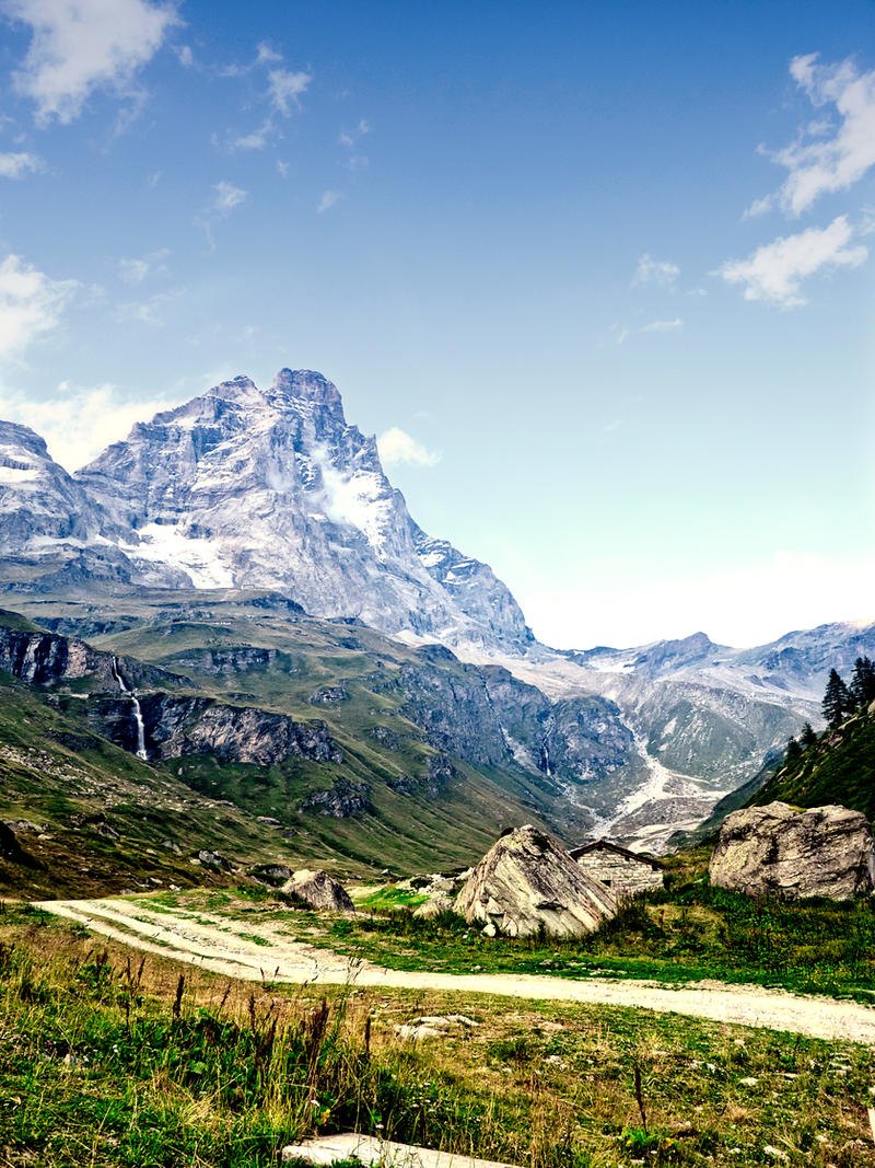 Mount Cervino by gillo-88