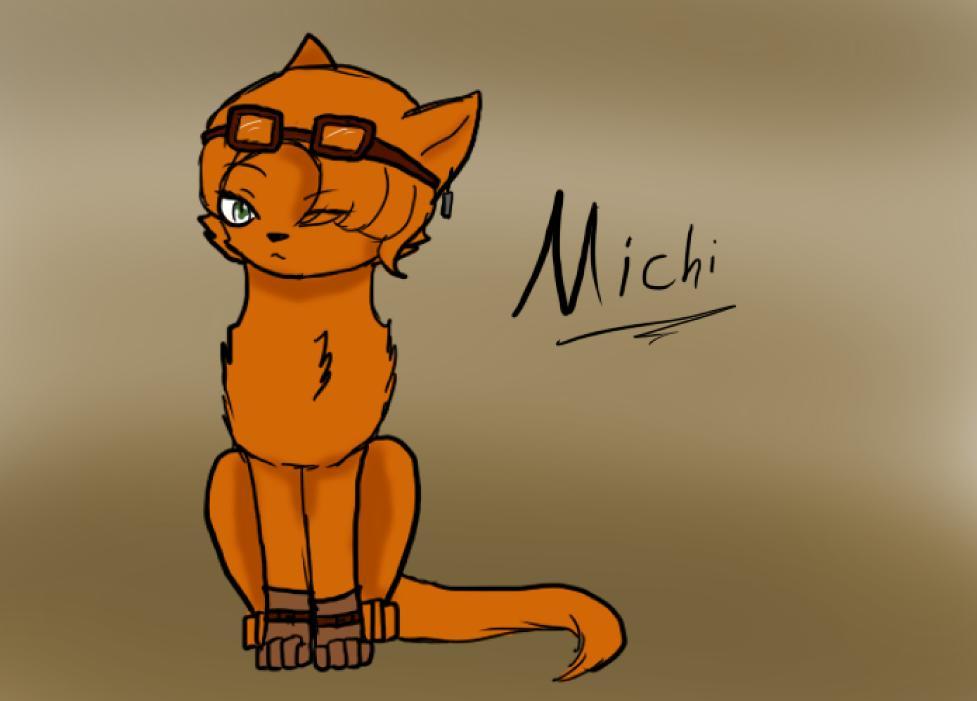 Michi - Request by AskCloudmist