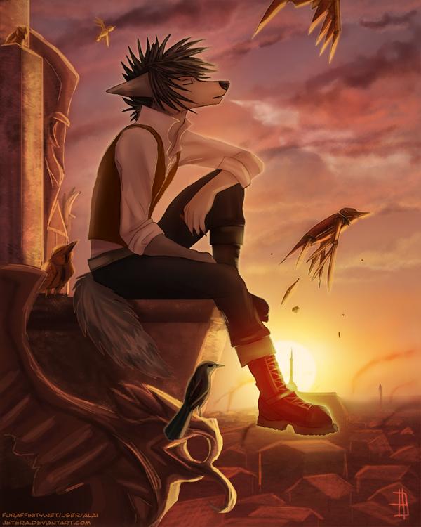 the Mockingbird by Jetera