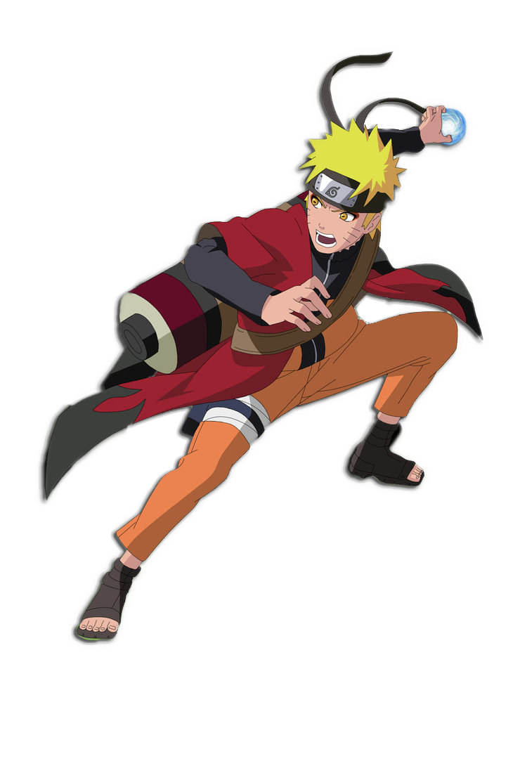 -Naruto Sage Mode Render- by LUISHATAKEUCHIHA on DeviantArt  -Naruto Sage Mo...