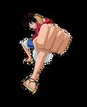 -Luffy Render-