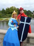 Elf Fantasy Fair 2013.2 Aurora and Phillip