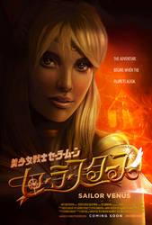 Sailor Venus Character Poster