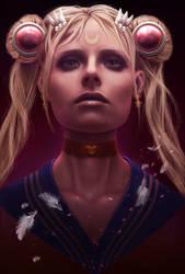 Sailor Moon Portrait
