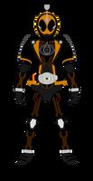 Kamen Rider Ghost Ore Damashii