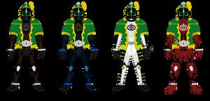 Kamen Rider Ghost Robin Damashii