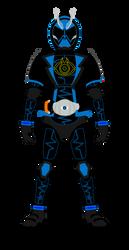 Kamen Rider Specter Specter Damashii by raidenzein