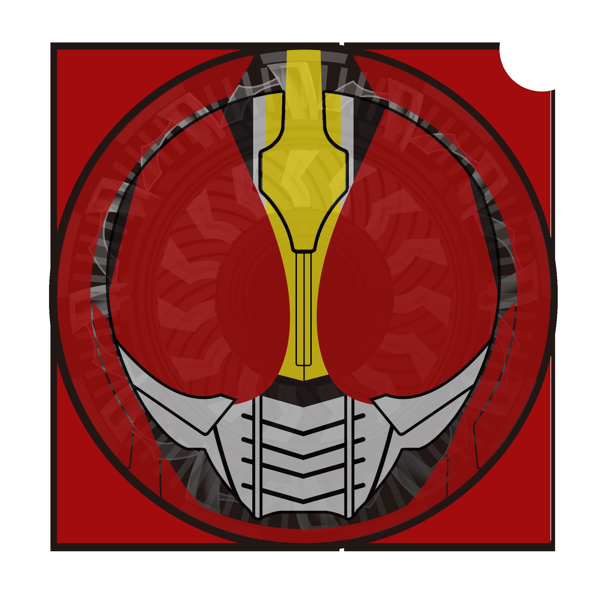 Kamen Rider Den O Logo Kamen Rider Ghost Den-...