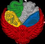 Doubutsu Sentai Zyuohger Logo Color