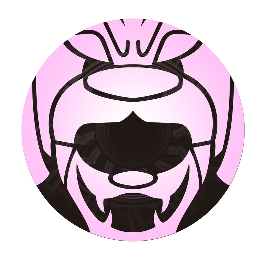 Kamen Rider Ghost Alexander The Great Eyecon Logo By