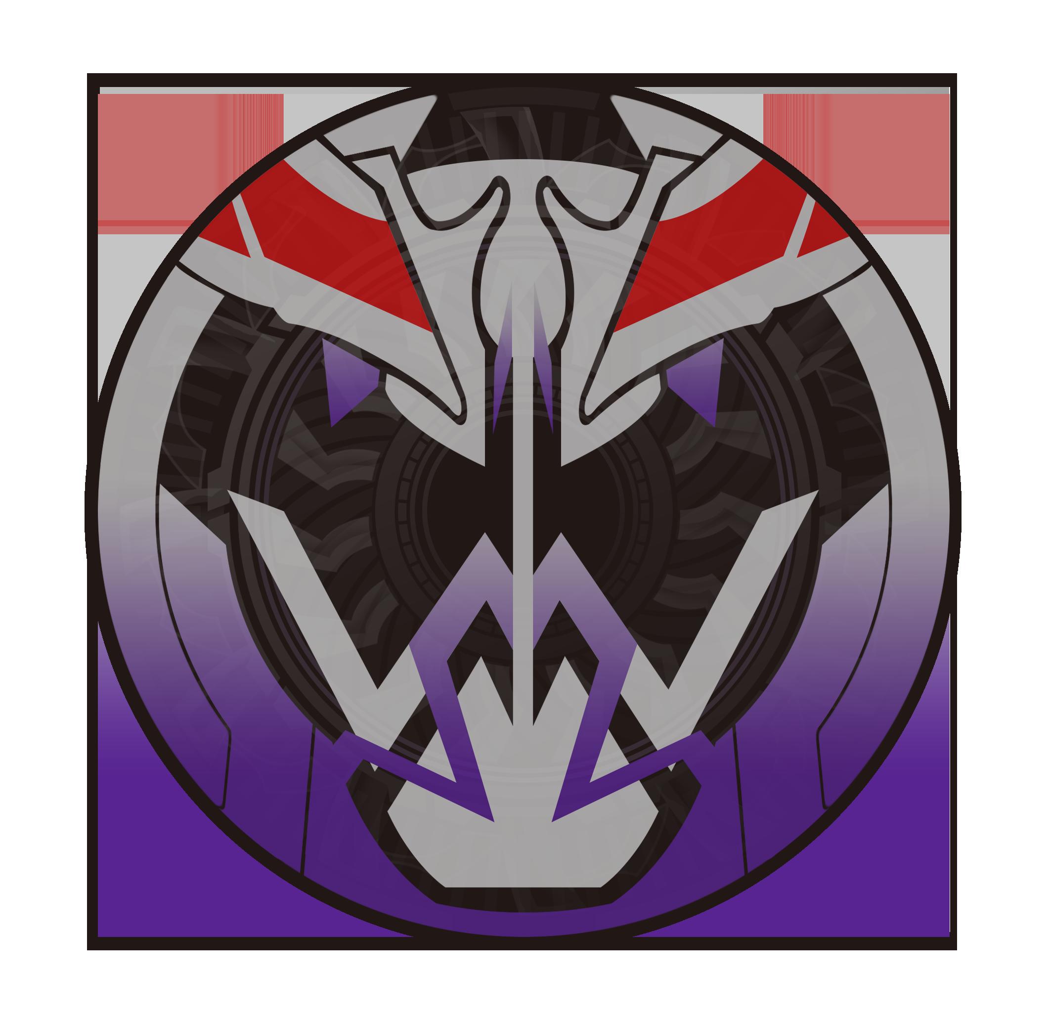 Kamen Rider Specter Deep Specter Eyecon Logo By Raidenzein