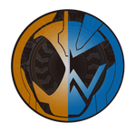 Kamen Rider Ghost Ore Specter Eyecon Logo