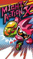 Kamen Rider Ex-Aid Mighty Action X Phone Wallpaper by raidenzein