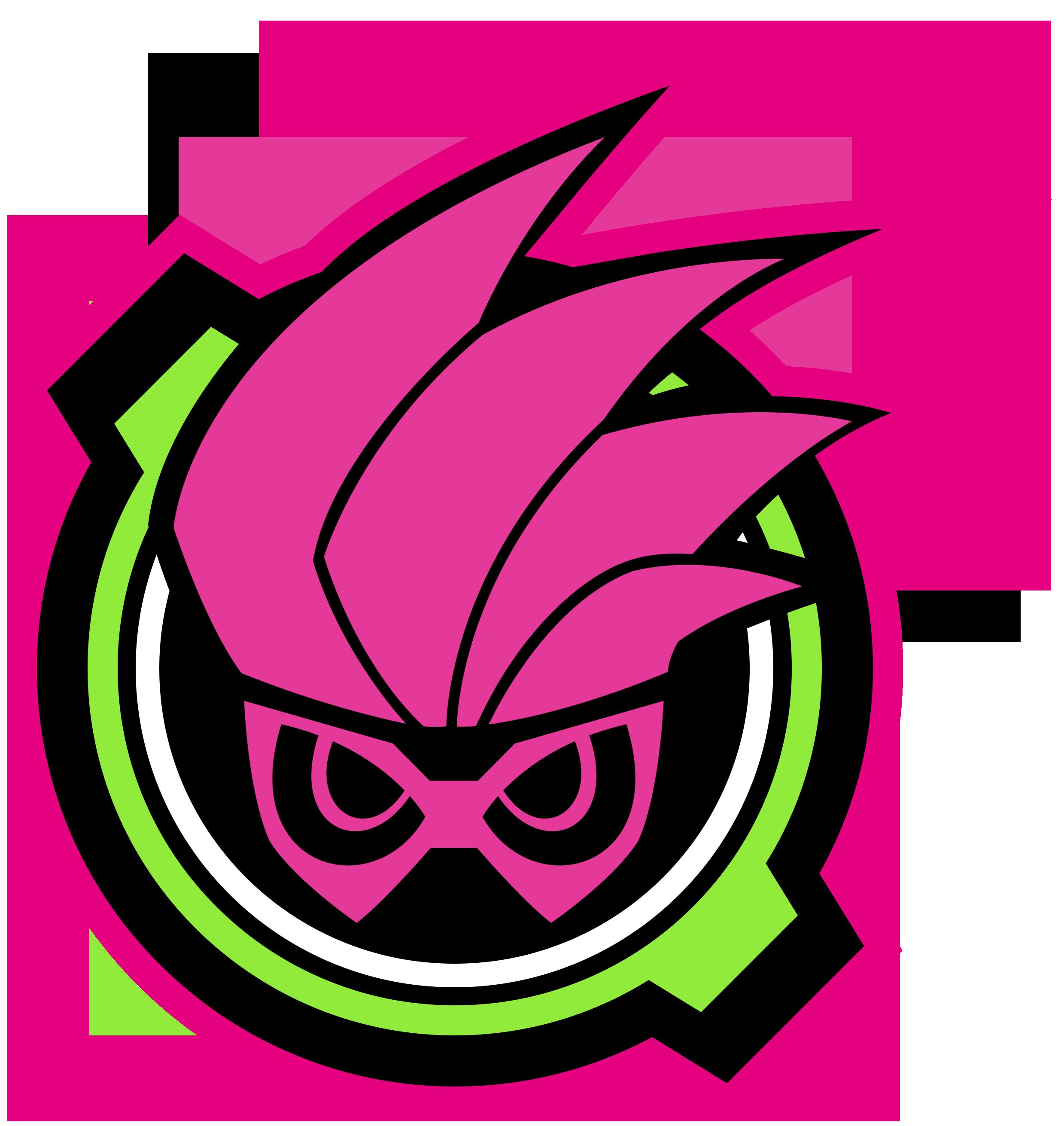 Gashat Mighty Action X Logo by raidenzein