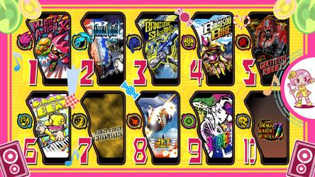 Kamen Rider Ex-Aid Games PC Wallpaper