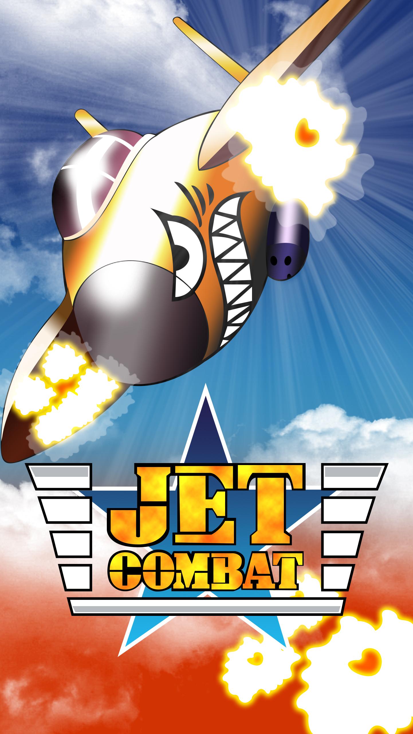 Jet Combat Phone Wallpaper by raidenzein