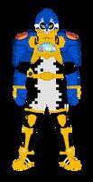 Kamen Rider Para-DX Lv50 Puzzle